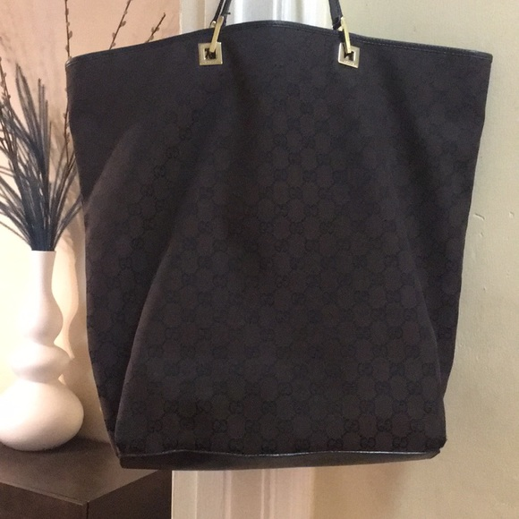 Gucci Handbags - SALE Authentic Vintage Gucci Tote